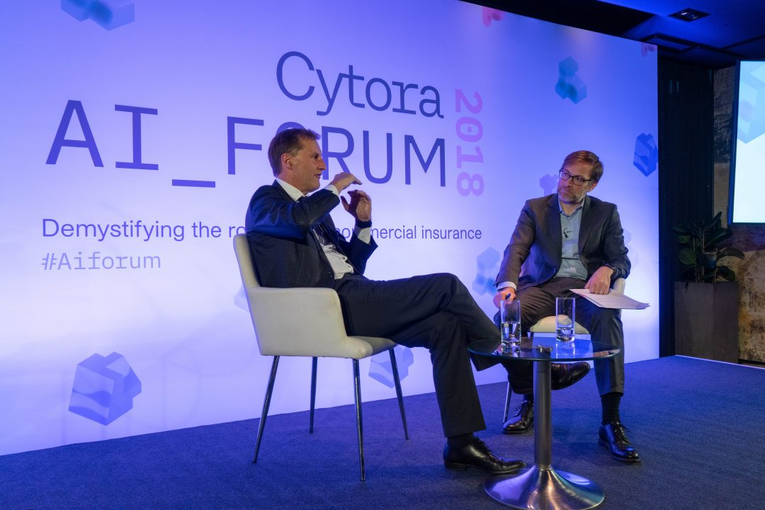 David McMillan: Insurtech is an opportunity, not a threat